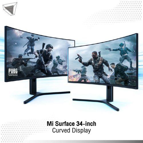 จอคอม Mi Surface 34-inch Curved Display