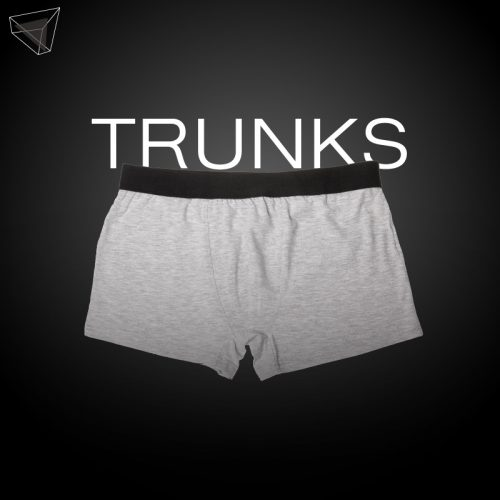 กางเกงในชาย ทรง Trunks