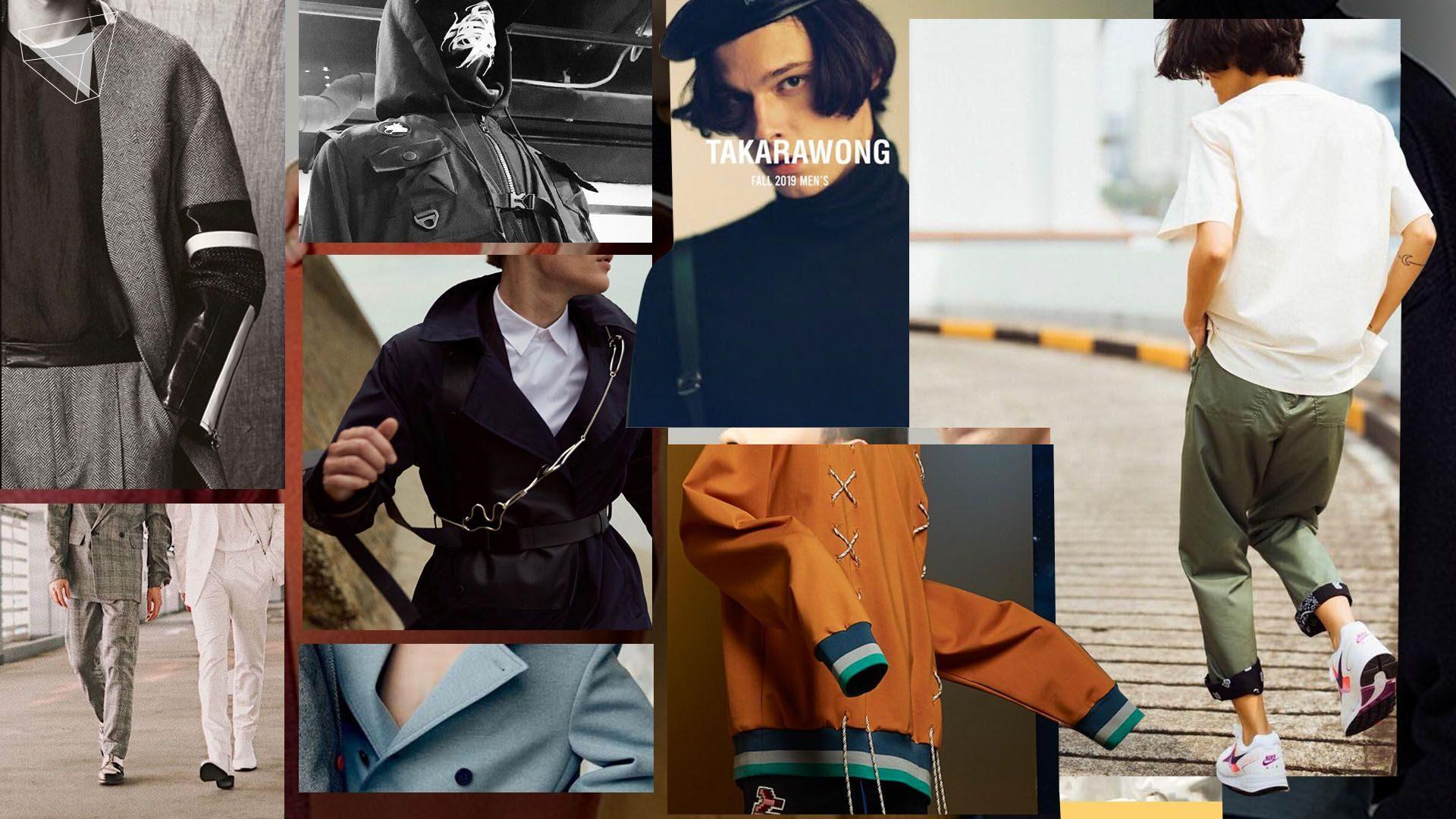 แบรนด์เสื้อผ้าผู้ชาย