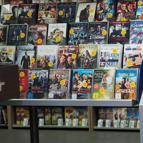 ร้านเช่า CD, DVD ได้รับผลกระทบจาก Digital Disruption